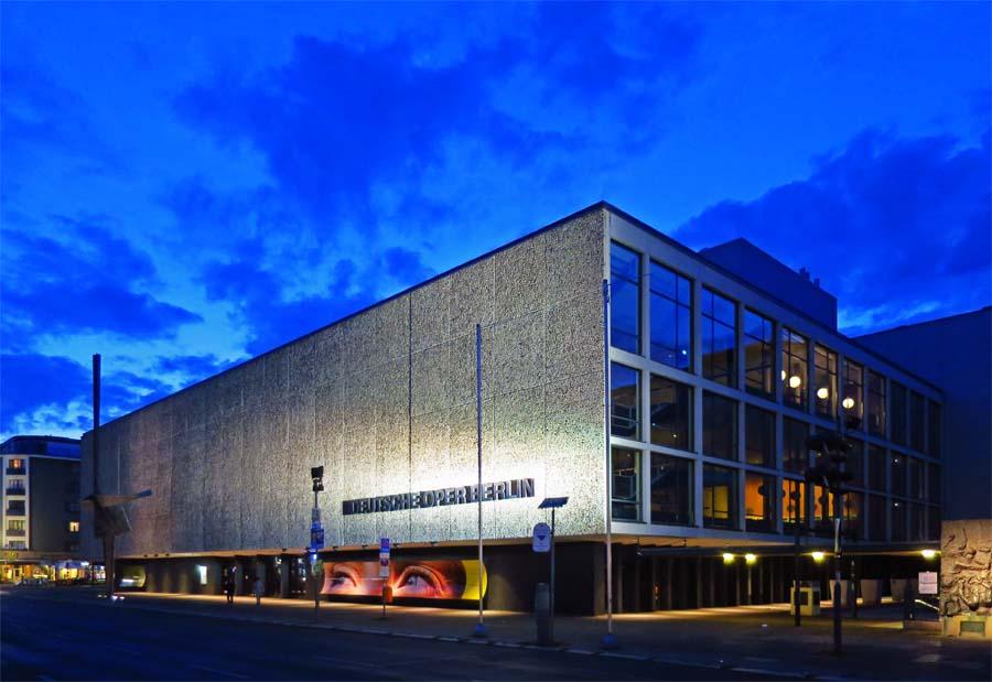 Deutsche Oper Berlin © Holger Jacobs
