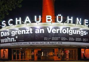Schaubühne Berlin 2016 @ Holger Jacobs