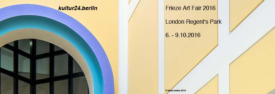 Frieze Art Fair London 2016 © frieze london