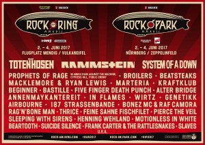 Rock am Nürburgring 2017