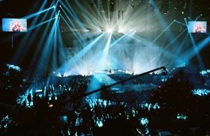 MTV European Music Award in Berlin, O2 Arena, 11/ 2009 Foto: Holger Jacobs