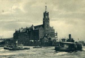 Der alte Kaiserspeicher an selber Stelle von 1875, Foto: anonym
