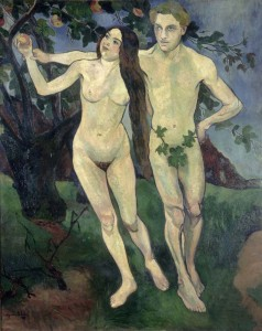 "Suzanne Valadon ""Adam und Eva"", 1909, Foto: Centre Pompidou"