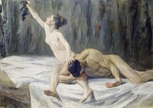 """Max Liebermann """"Samson und Delila"""", 1902, Foto: Städel Museum"""