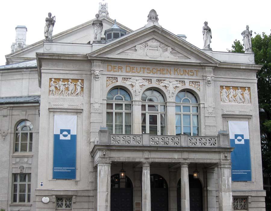 Prinzregentheater, Foto: Rufus 46