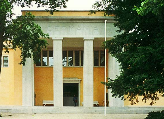 02 biennale di venezia german pavillion 500 kultur24 berlin. Black Bedroom Furniture Sets. Home Design Ideas