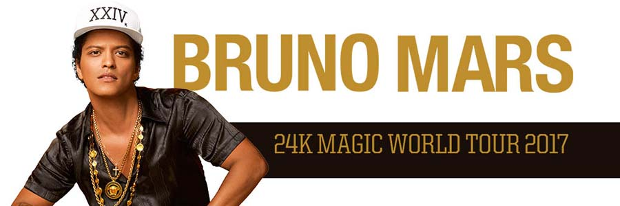 Bruno Mars Tour Honolulu
