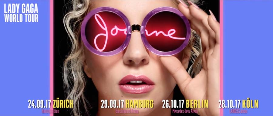 Lady Gaga canceled @ Mercedes-Benz Arena | Berlin | Berlin | Deutschland