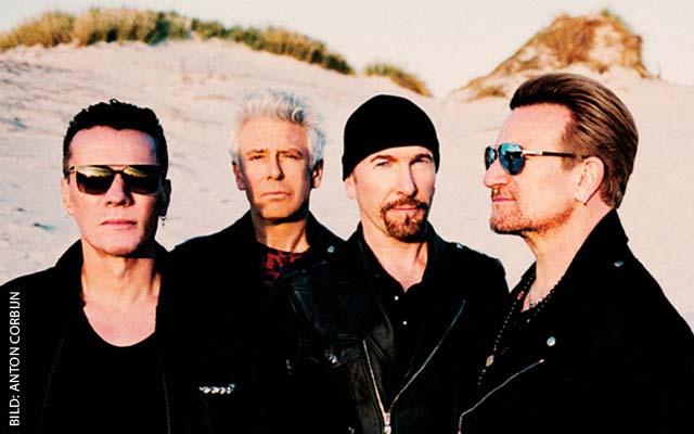 U2 Tour 2017 @ Olympia Stadion | Berlin | Deutschland