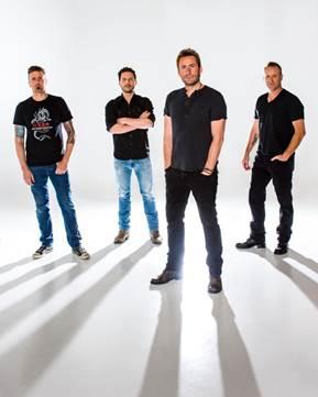 Nickelback @ Max-Schmeling-Halle | Berlin | Berlin | Deutschland
