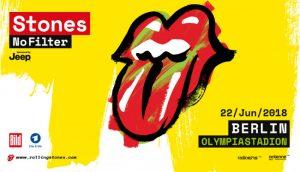 Rolling Stones @ Olympiastadion Berlin | Berlin | Berlin | Deutschland