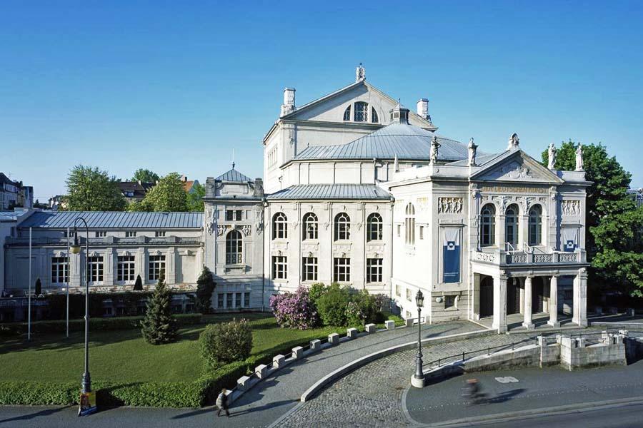Schwanensee München Prinzregententheater