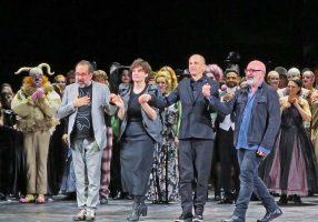 La Boheme In Der Komischen Oper Berlin