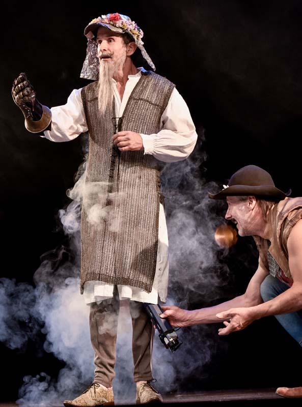 Bildergebnis für berlin deutsches theater don quijote
