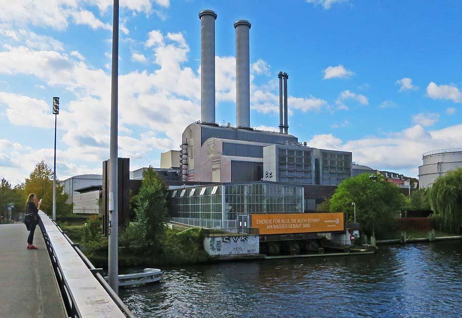 Kraftwerk Berlin-Mitte, Photo: Holger Jacobs