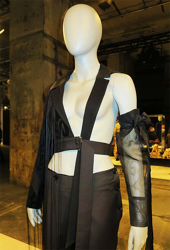 Esther Perbandt, Berlin Fashion Week 2021, Photo: Holger Jacobs
