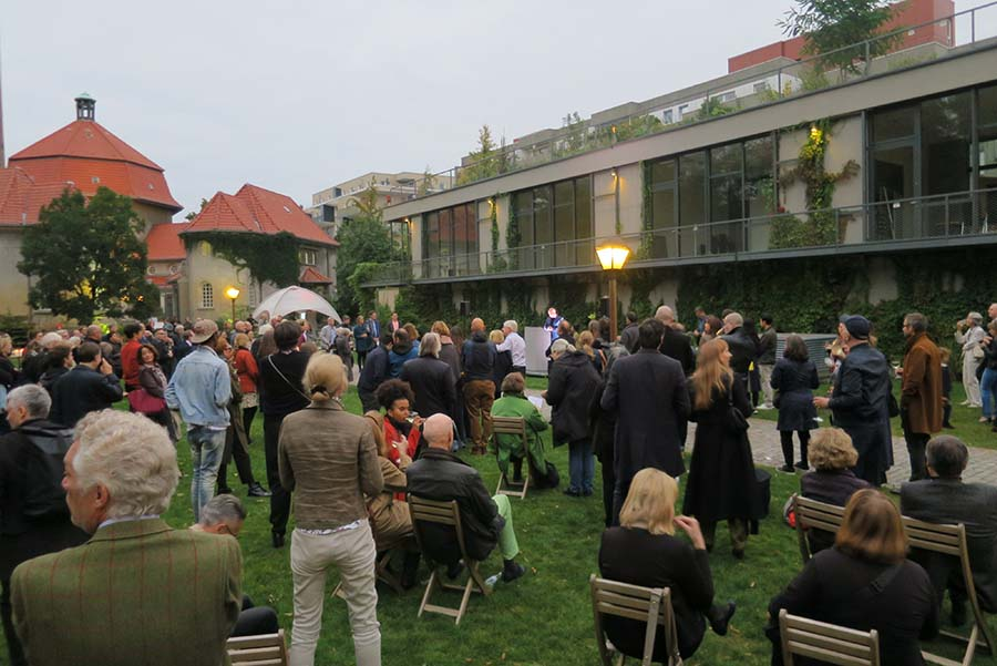 Silent Green Kulturquartier, Photo: Holger Jacobs