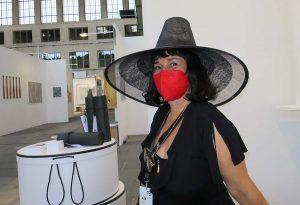 Fashion Positions Art Fair Berlin, Fiona Bennett, Tempelhof, Photo: Holger Jacobs