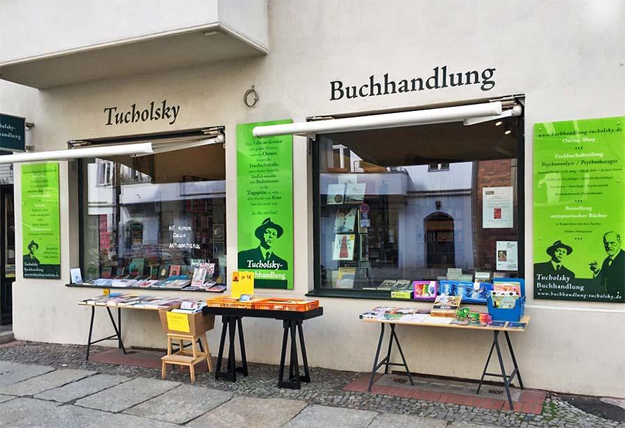 Tucholsky Buchhandlung